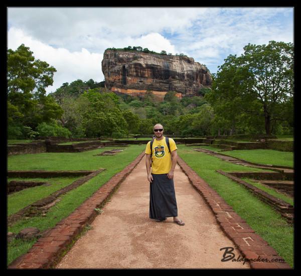 The Gardens of Sigiriya