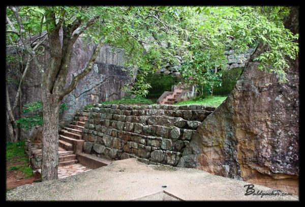 Sigiriya's Ruins