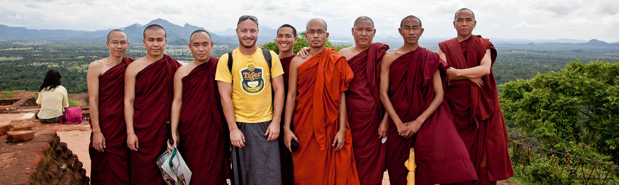 Stunning Sri Lanka: Negombo, Kandy, & Sigiriya