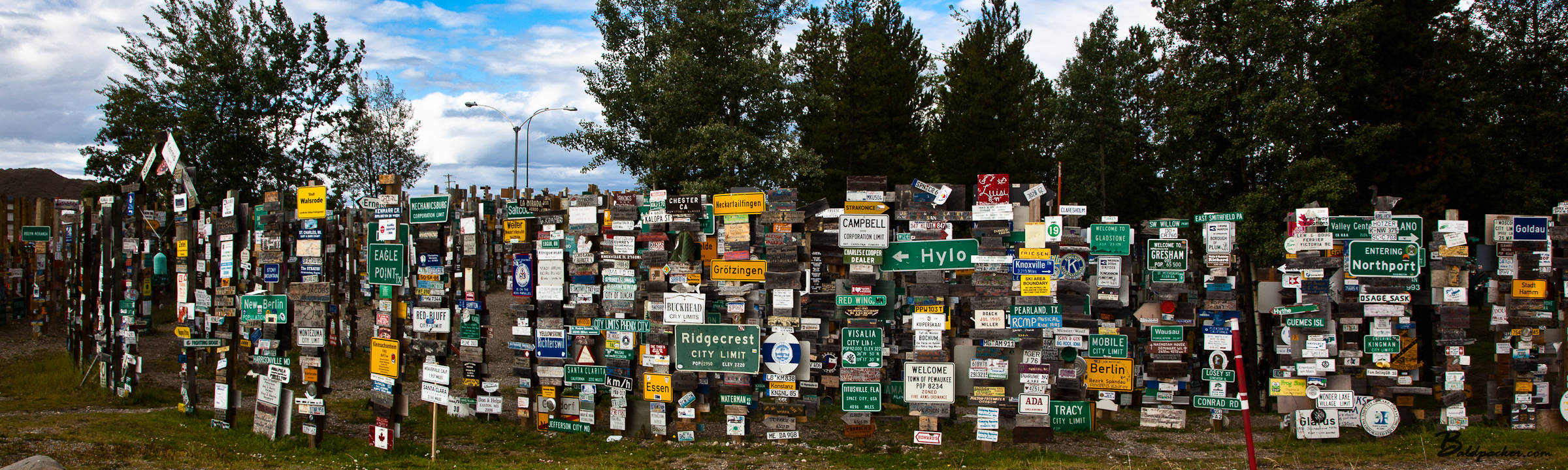 7665km Canadian Arctic Road Trip: Inuvik & Watson Lake