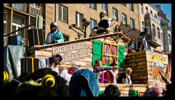 Aachen Carnival Parade