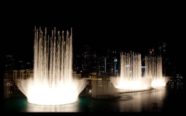 Dubai Mall Fountain
