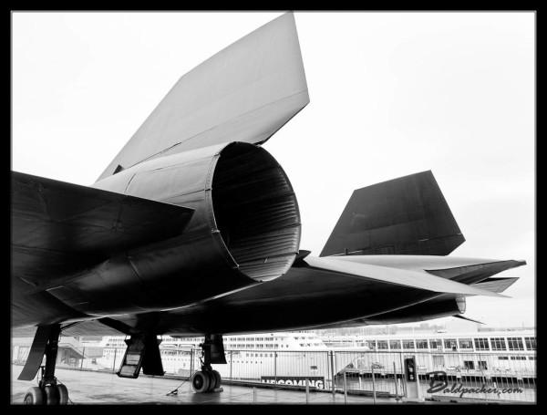 Jet on the USS Intrepid
