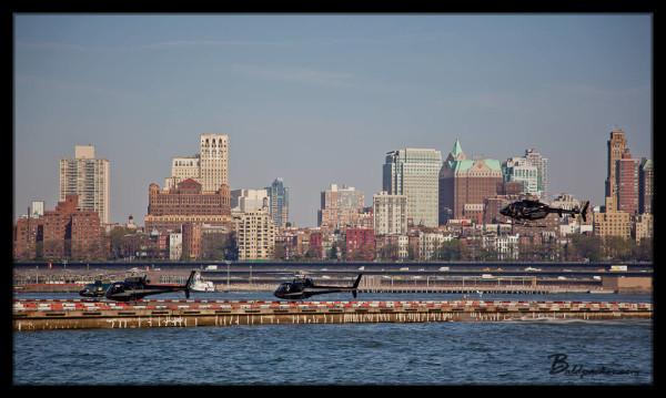 NYC Heli Taxi