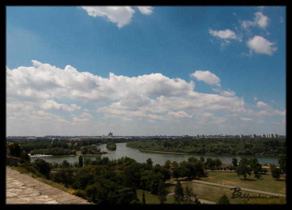 Danube and Sava Rivers