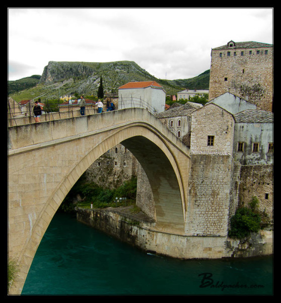 Mostar Old Bridge