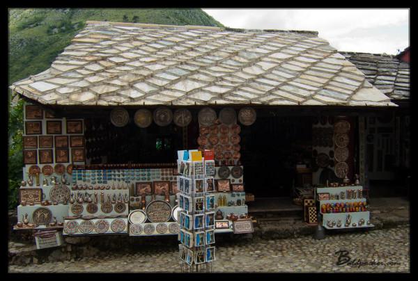 Mostar Souvenir Shop