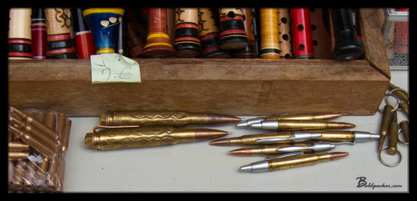 Bosnian Bullet Pen