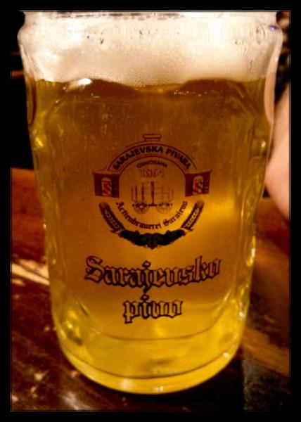 Sarajevska Beer
