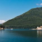 Beautiful Bay of Kotor, Montenegro