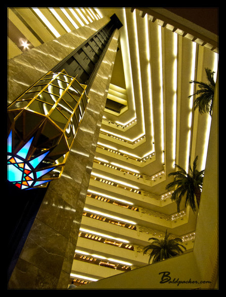 Interior of Sheraton Doha