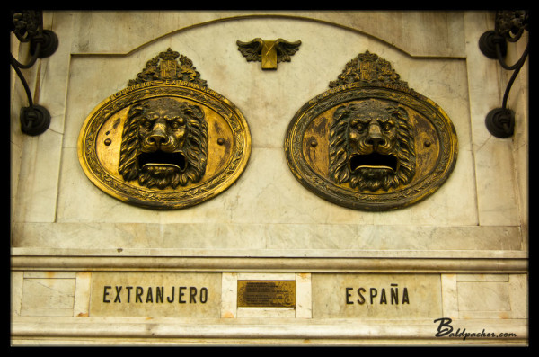 Old Mailboxes in Valencia