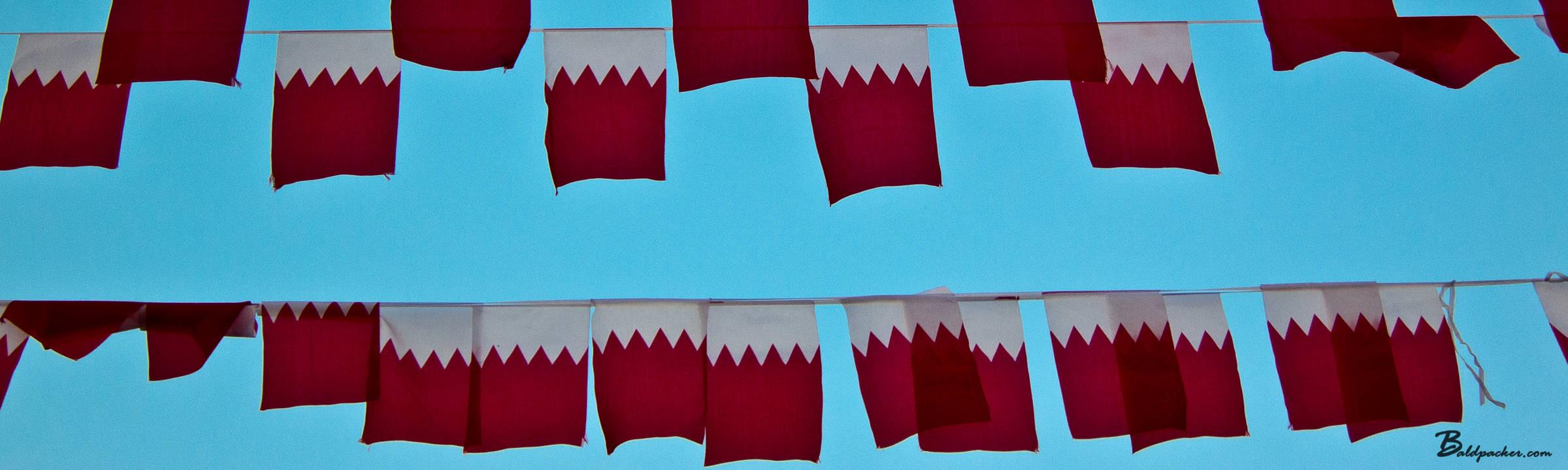 Backpacking Bahrain