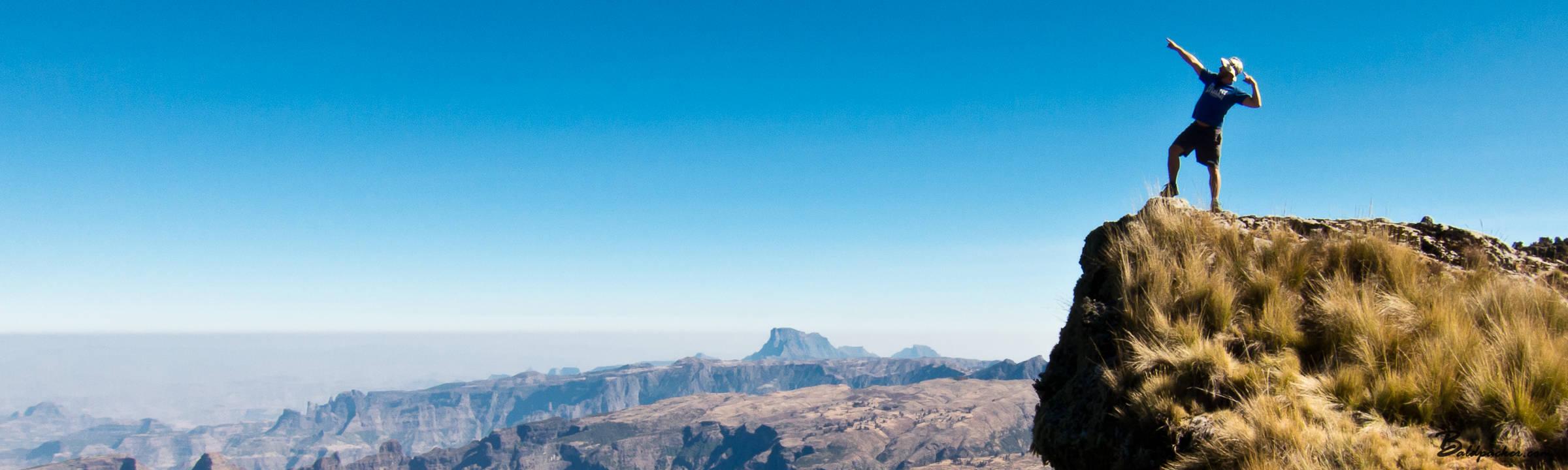 Ethiopia: Summiting the Simien Mountains Day 2 – Geech to Chenek