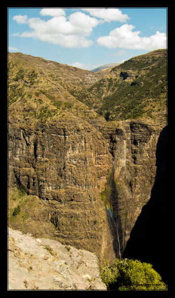 Genbar Falls