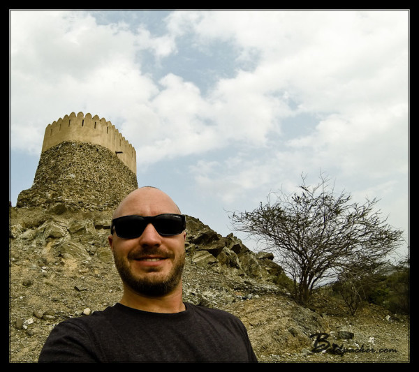 Al Badiyah Mosque Watch Tower