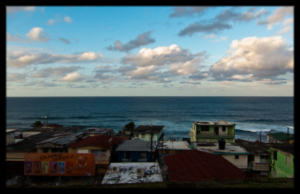 Lower Class Puerto Rican Homes With an Amazing View