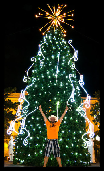 Merry Christmas from Puerto Rico!