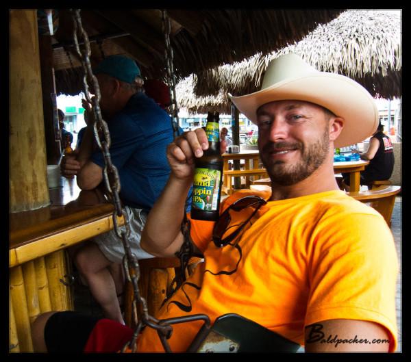 Island Hoppin' IPA at the Swingers Bar