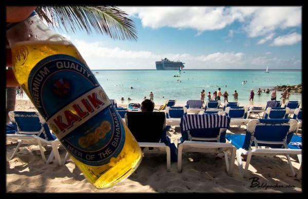 Bahamas Beer Kalik