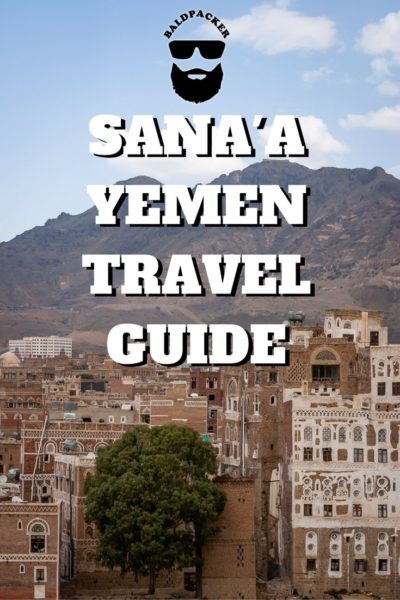 Sana'a Yemen Travel Pinterest