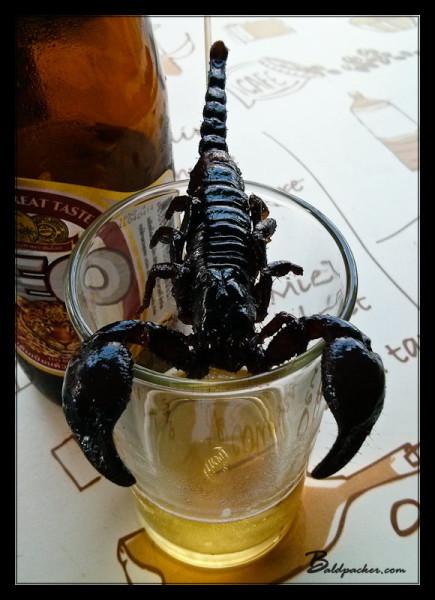 Thai Scorpion