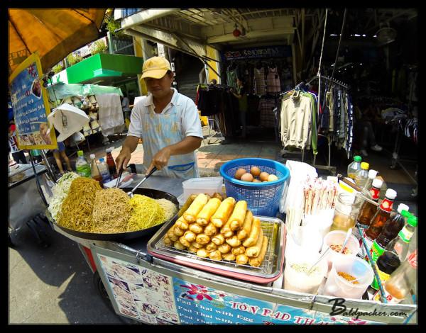 $1 Pad Thai Food Cart