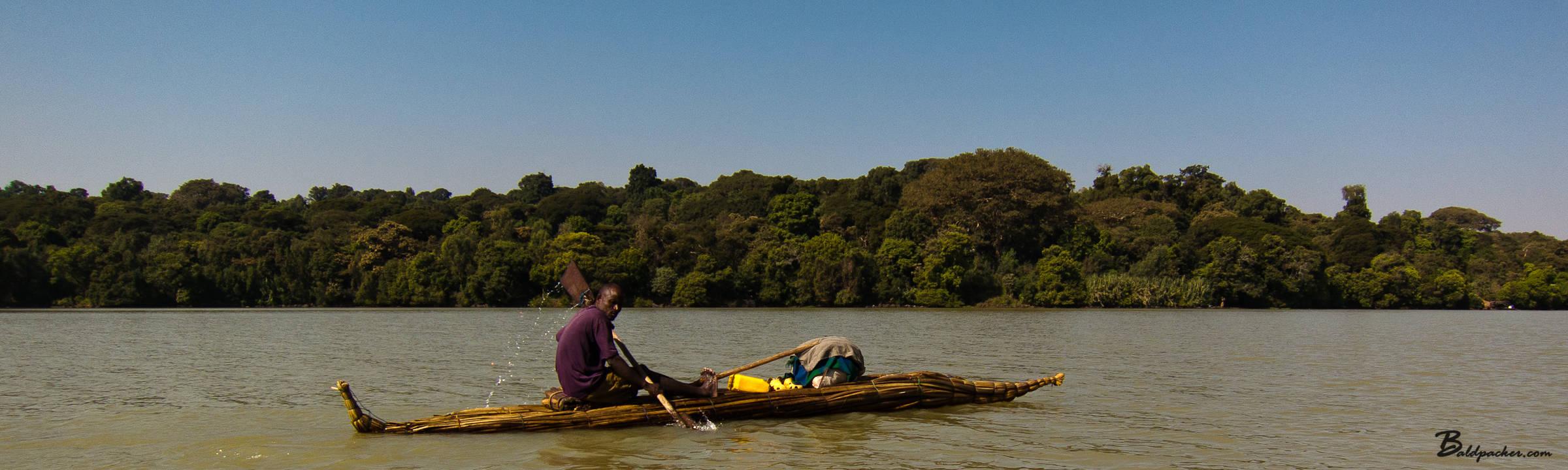 Ethiopia: Bahar Dar and Lake Tana Monasteries