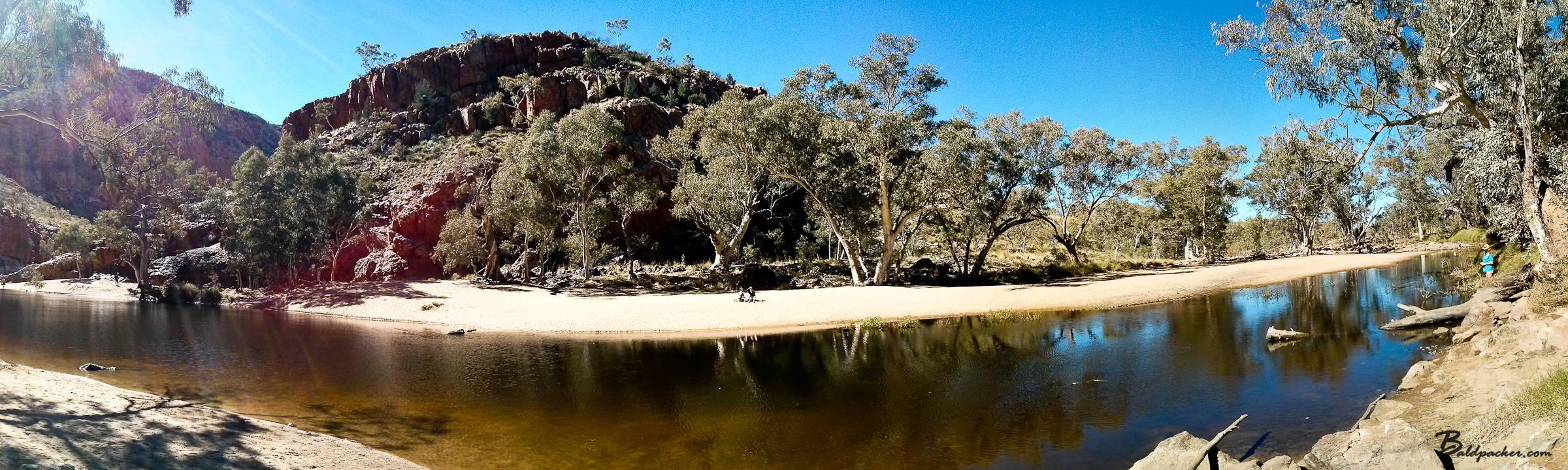 Australia: West MacDonnell Range Emu Run Tour