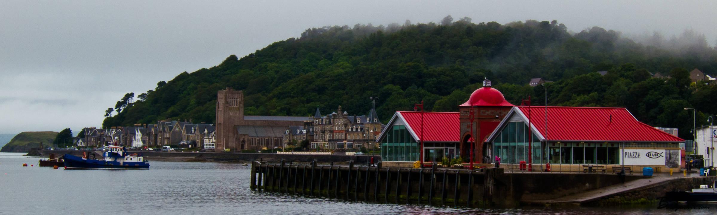 Scotland: Oban