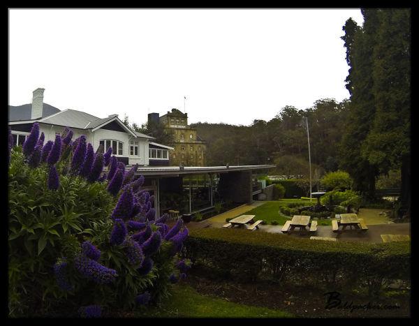 Cascade Brewery Beer Garden, Hobart, Tasmania