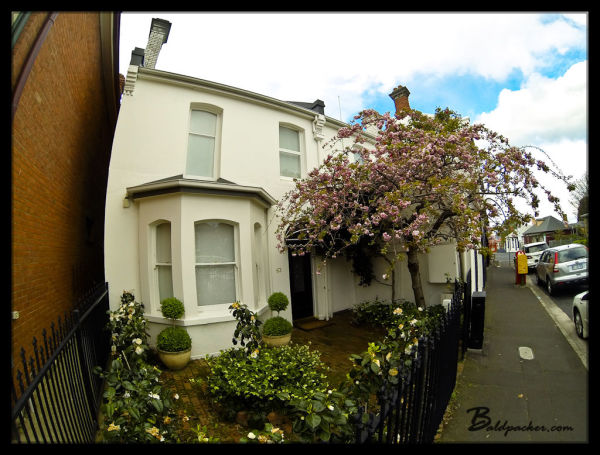 Home and Garden in Battery Point, Hobart, Tasmania