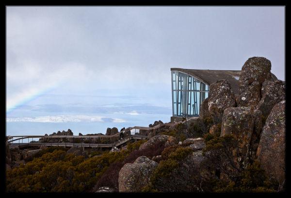 Mount Wellington Summit Viewpoint