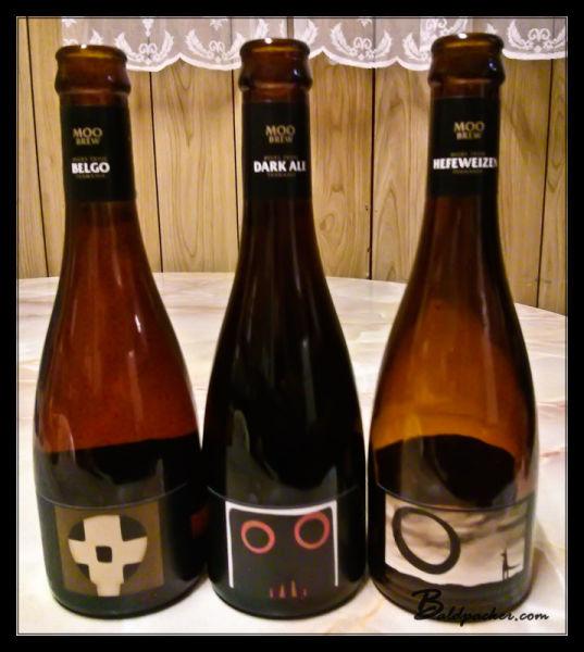 """Tasmanian """"Moo Brew"""" Craft Beers"""