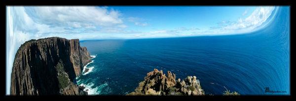 Cape Raoul Panorama