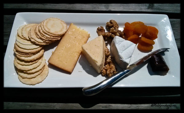 Boag's Brewery Cheese Platter