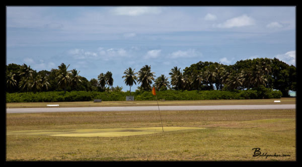 Cocos (Keeling) Islands Airport Golf Course