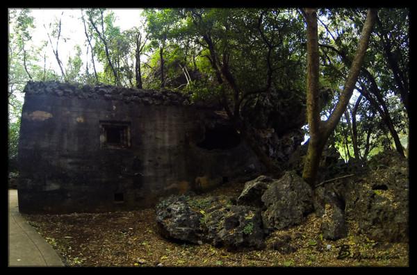 The Last Command Post Bunker, Saipan