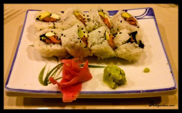 Himawari Japanese Restaurant Sushi, Saipan