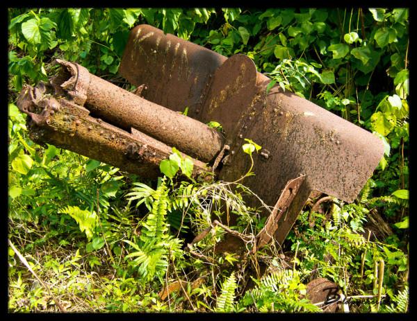 World War II Artillery Canon