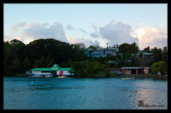 Yap Pacific Divers Resort