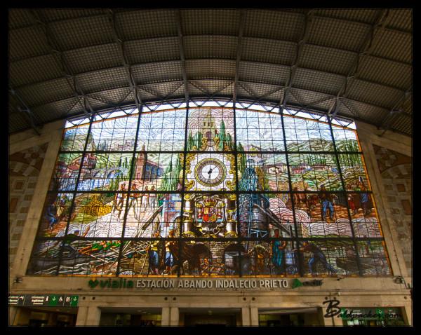 Bilbao Train Station