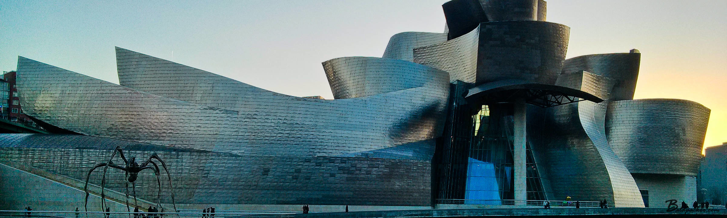 Two Days in Bilbao, Spain