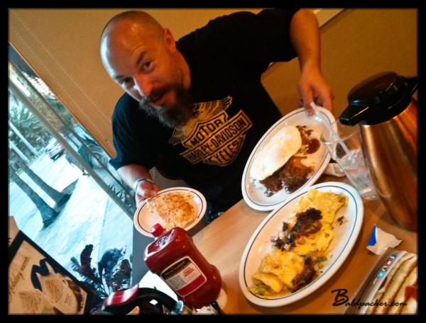 Breakfast Menu 24/7? YES PLEASE!