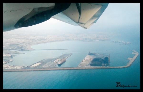 Views over Melilla
