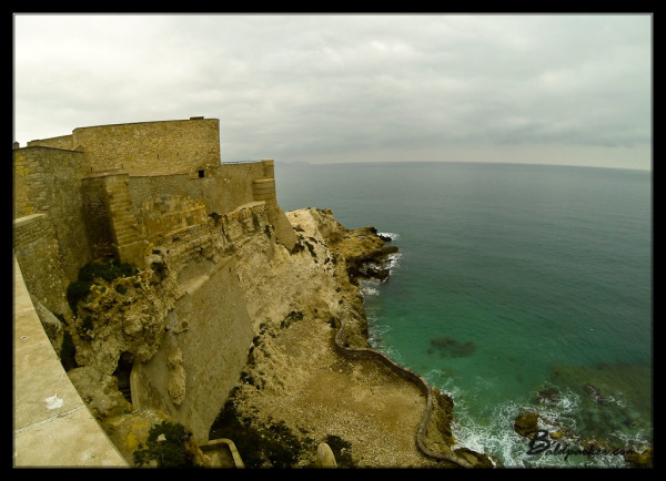 Melilla la Vieja Fortress