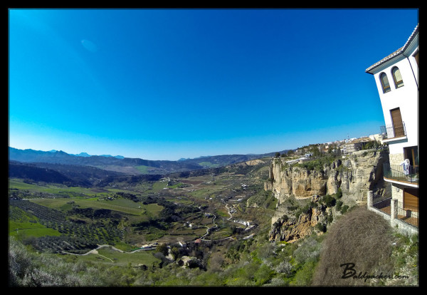 Views from Ronda's Cliffs