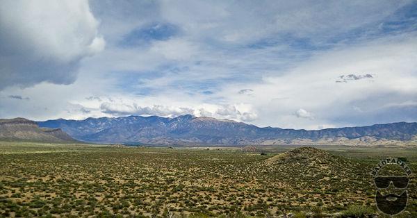 Tularosa Basin and Sacramento Mountains
