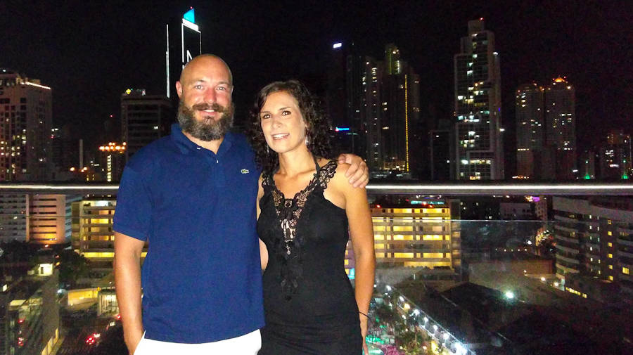 New Year in Panama City