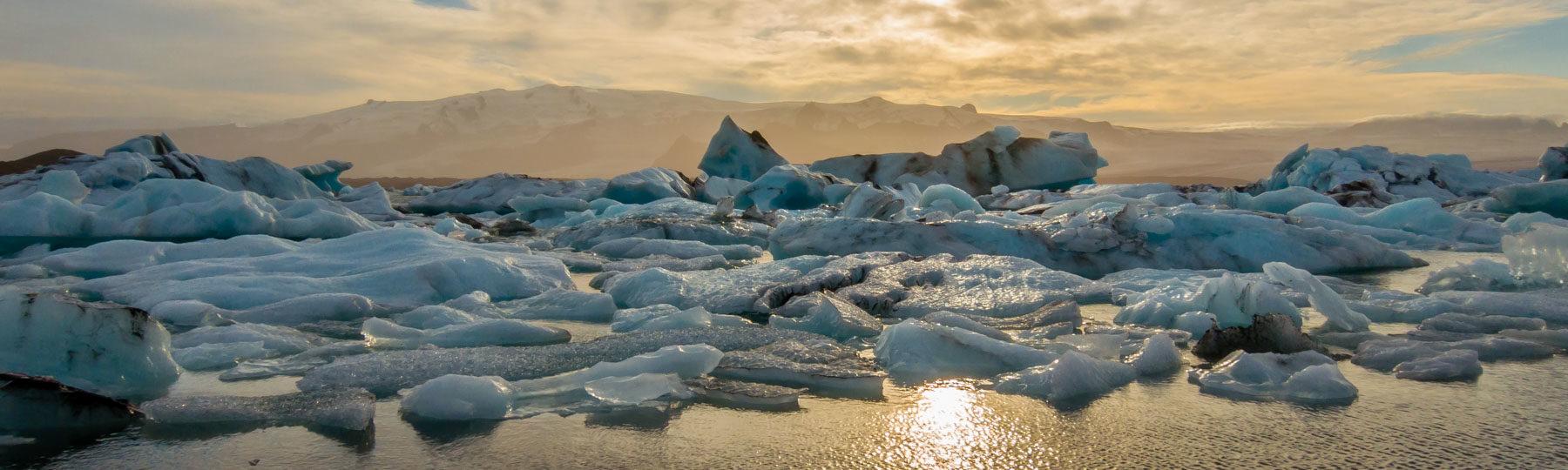 Iceland Iceberg Lagoon